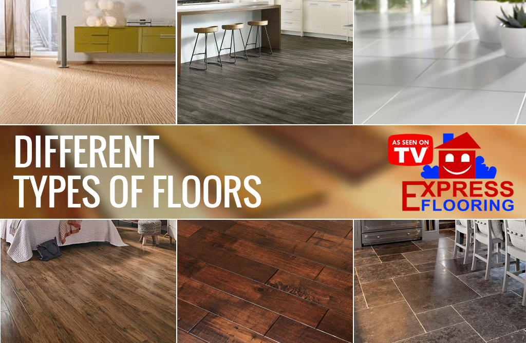 What Are The Diffe Types Of Floors, Laminate Flooring Options