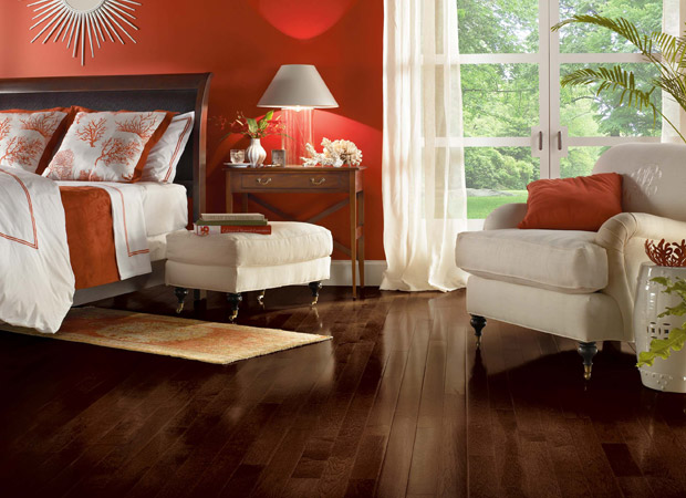 hardwood flooring installations