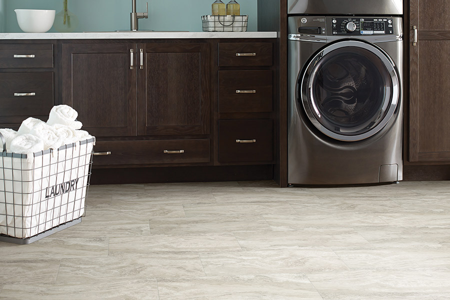 What Flooring Works Best In The Laundry Room