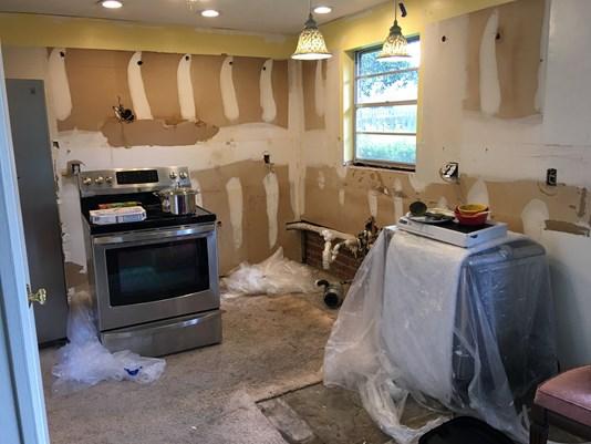 kitchen remodel | Jacksonville, FL
