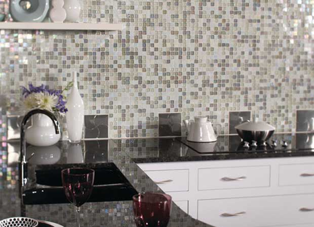 tile backsplash from About Floors n More in Jacksonville, FL
