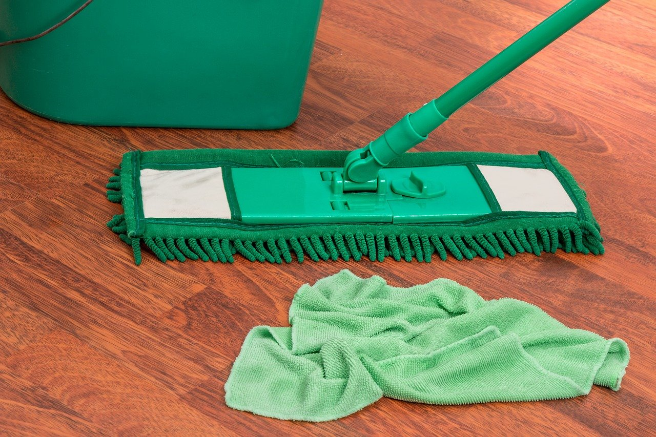 Floor Cleaning And Disinfecting Tips During Covid
