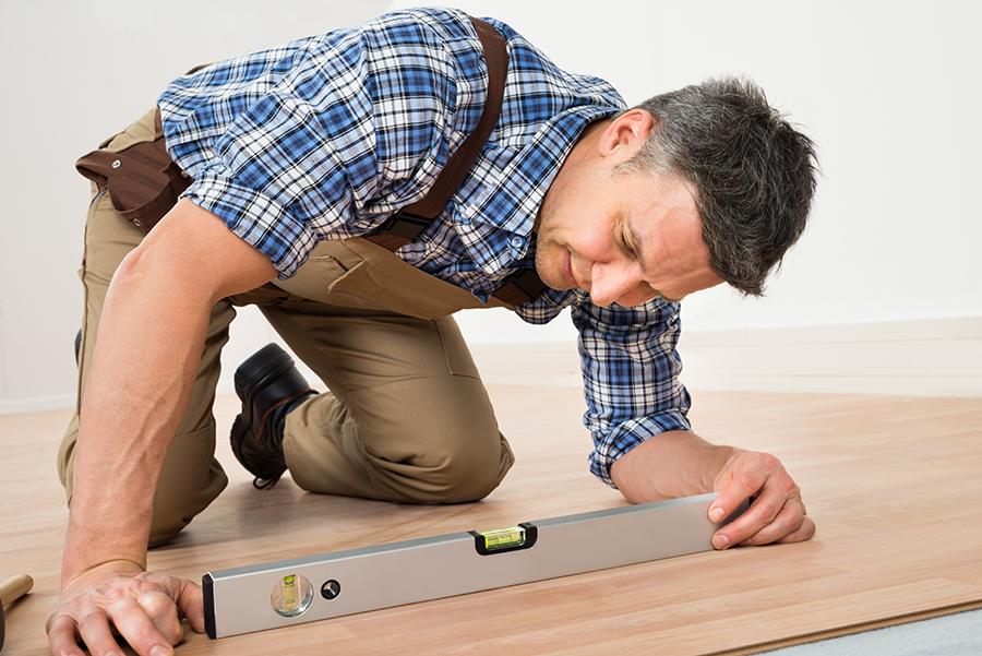Professional flooring installer in Freeport, MN