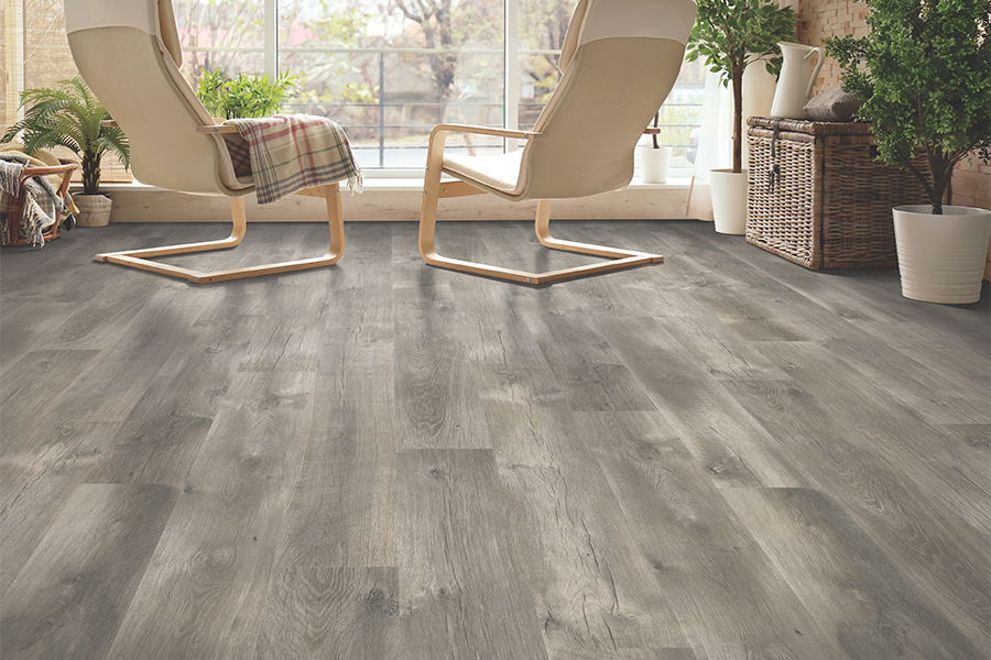 Laminate flooring installation from the professionals at Flooring Express
