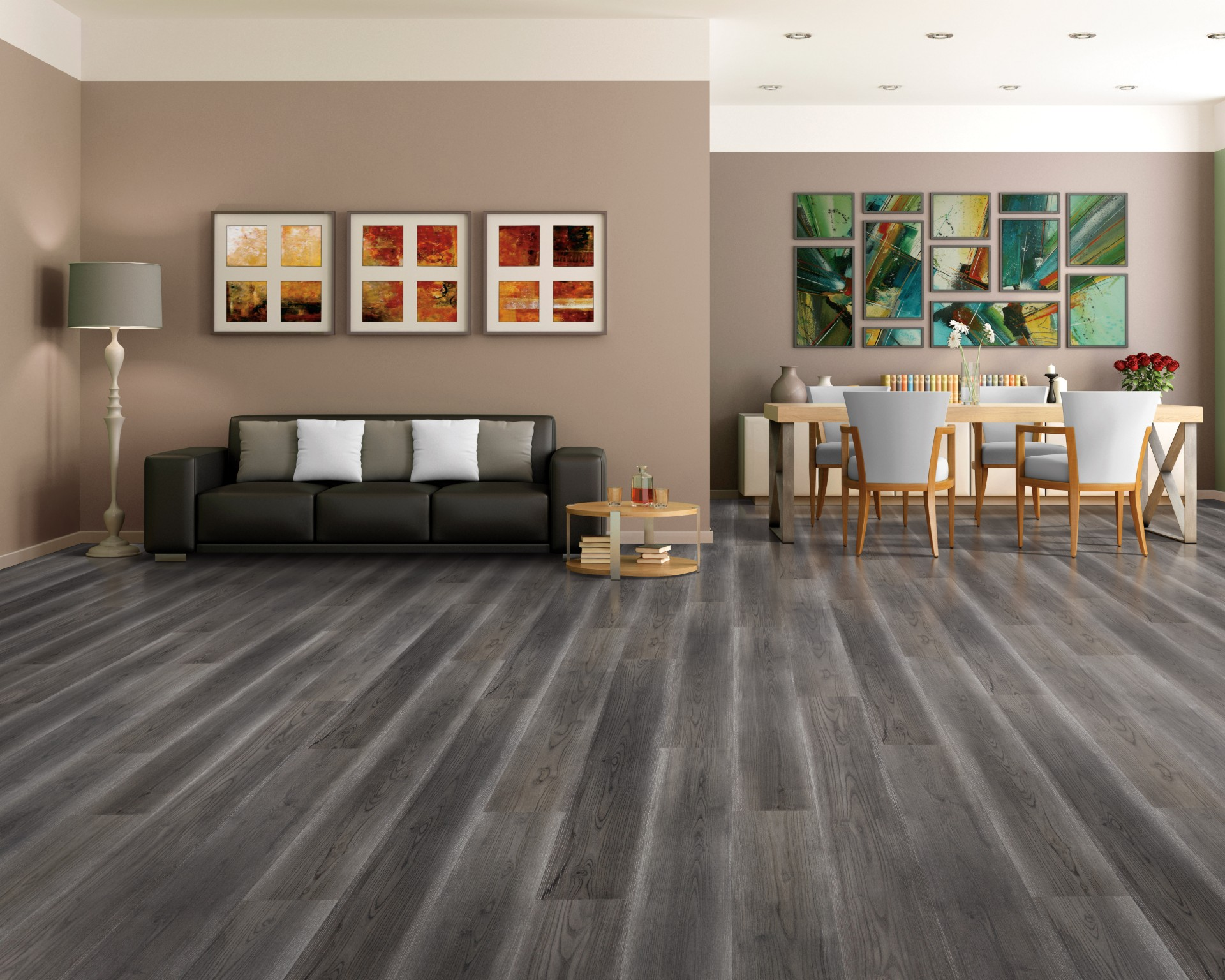 Laminate flooring for your Walnut Grove home from Diverse Flooring