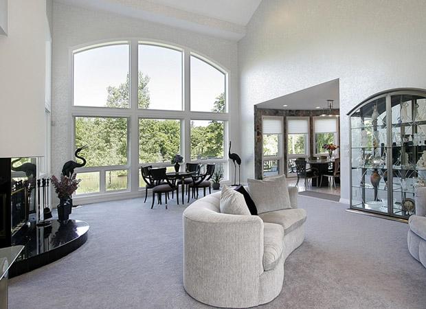 The perfect carpet in a Maple Ridge, BC home