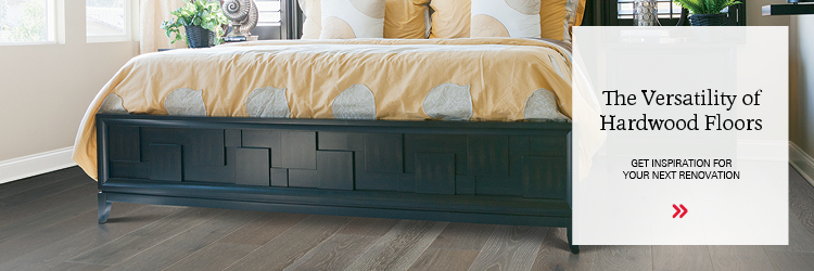 The Versatility of Hardwood Floors