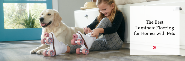 The Best Laminate Flooring for Homes with Pets