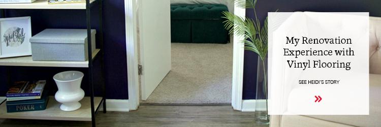 My Renovation Experience with Vinyl Flooring