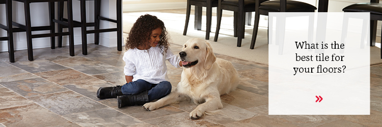 What is the best tile for your floors?