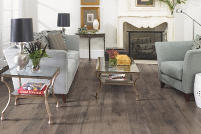 New flooring installation in a Loris, SC home