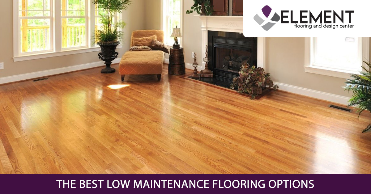 An image of a hardwood floor in a living room.