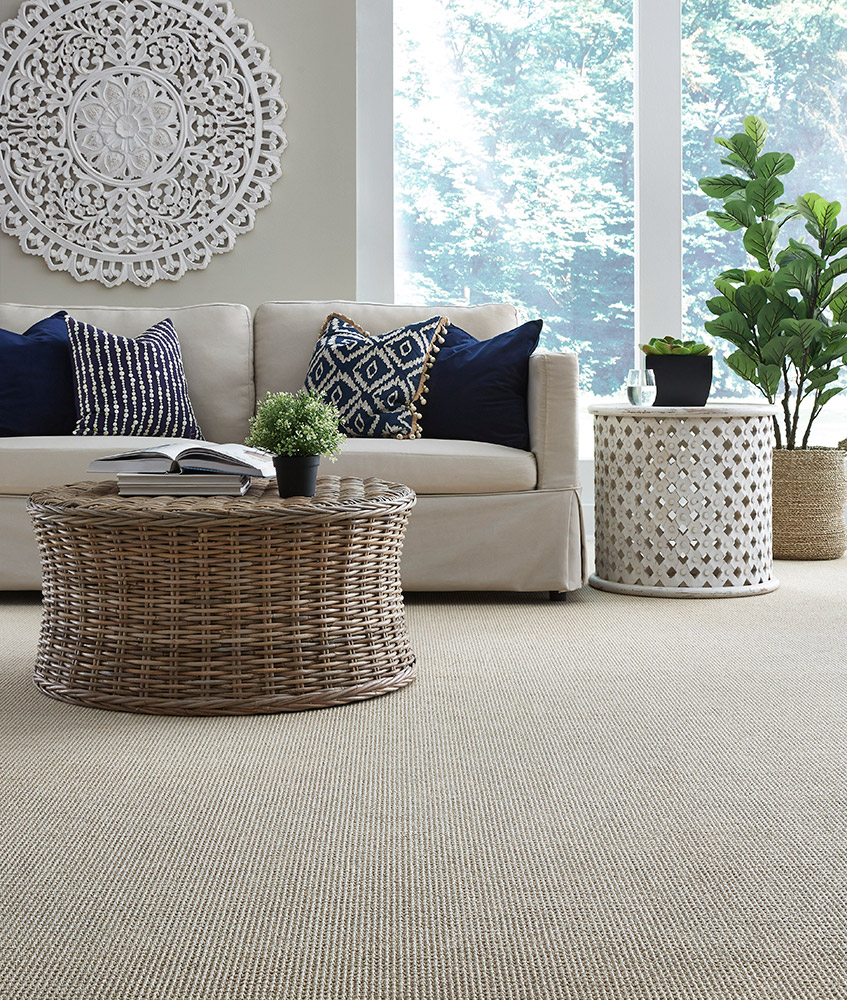 A picture of fine carpeting.