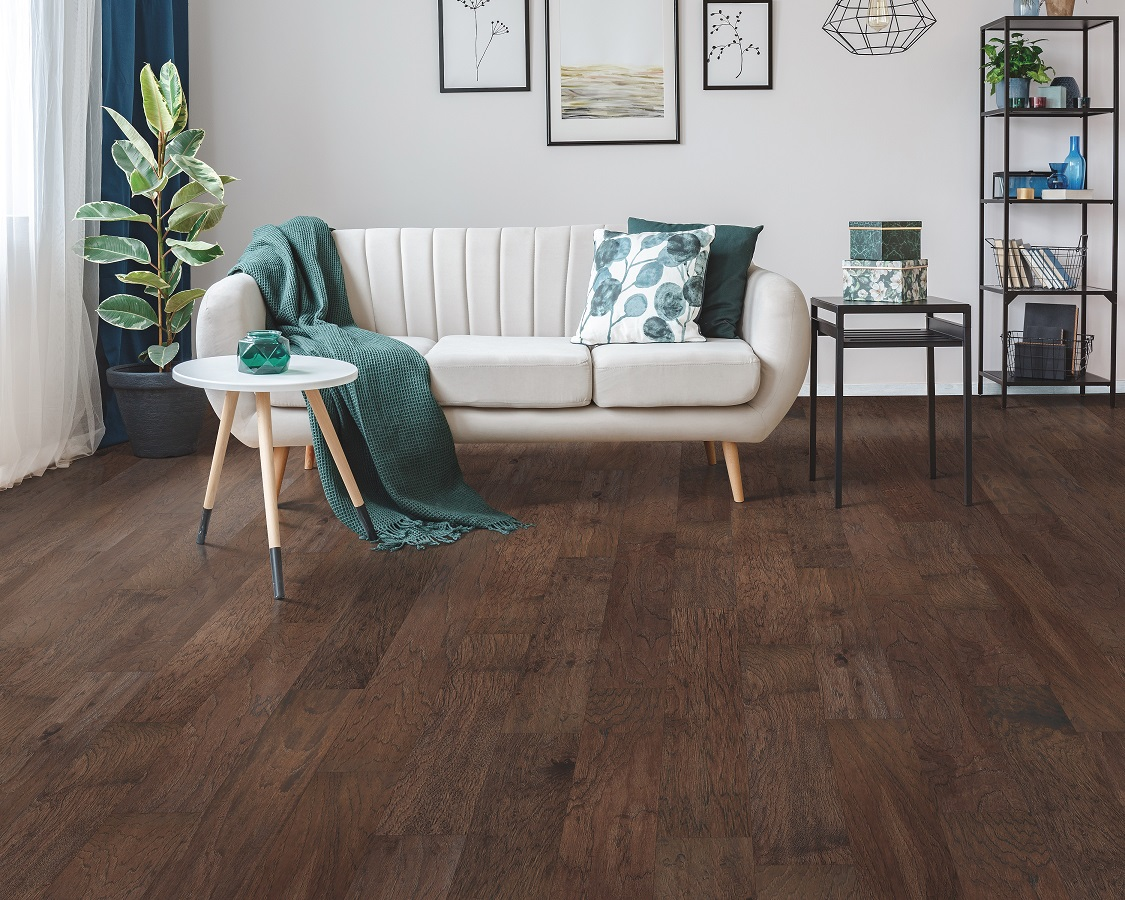 Hardwood flooring in a Fort Myers, FL home