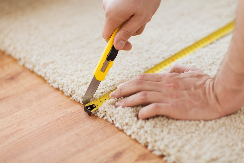 Preparing for the perfect carpet installation in St. Louis, MO