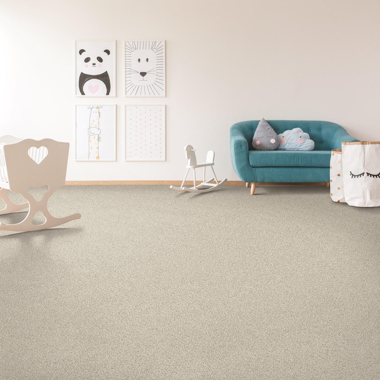 Carpet installation in a warm Wilsonville, OR nursery
