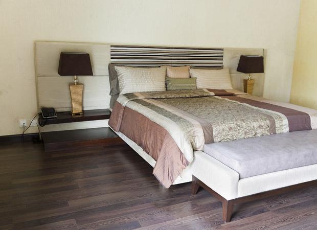 bedroom flooring