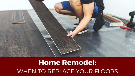 When To Replace Your Floors Floorquest, Replacing Laminate Flooring