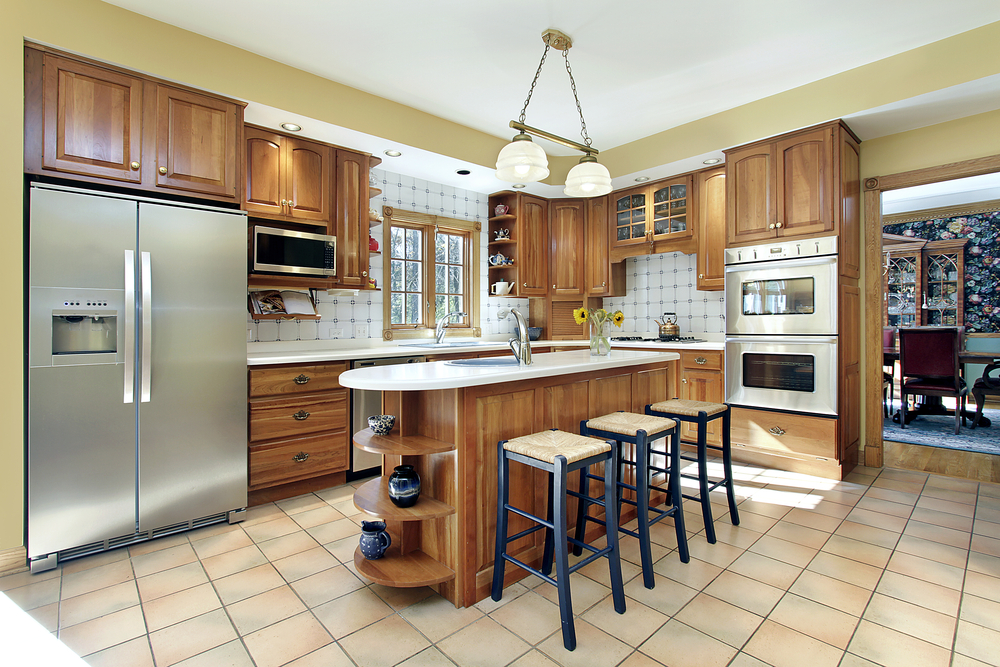 Flooring Materials For Kitchens, What Type Of Flooring Is Best For A Kitchen