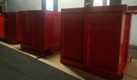 D & D Industrial Powder Coating