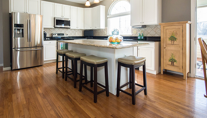 The Best Wood Flooring Trends In 2020, What Kind Of Wood Flooring Is Best For Kitchens