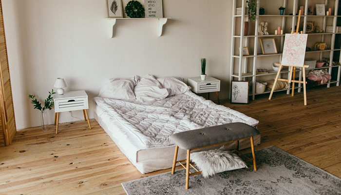 Bedroom Floor Ideas To Add Flair To The Home