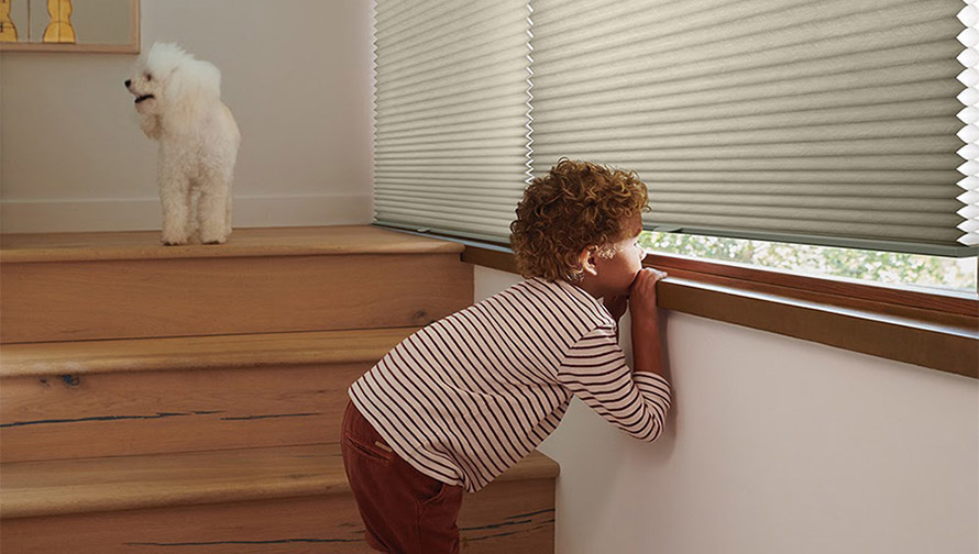 Block Out the Summer Sun with Hunter Douglas Window Treatments