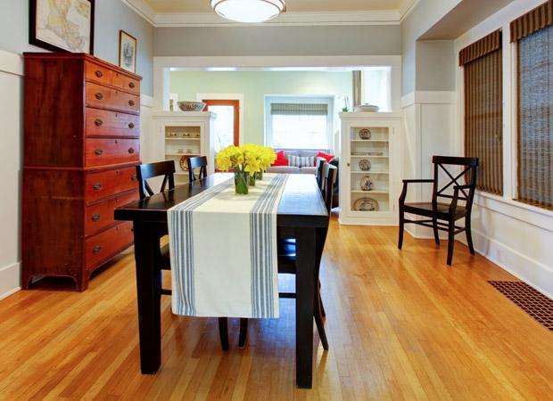 Hardwood flooring from Masters Flooring in Keller, TX