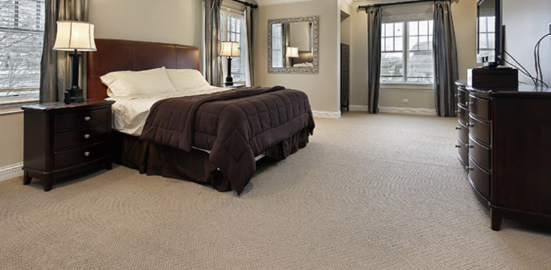 Carpet in bedroom