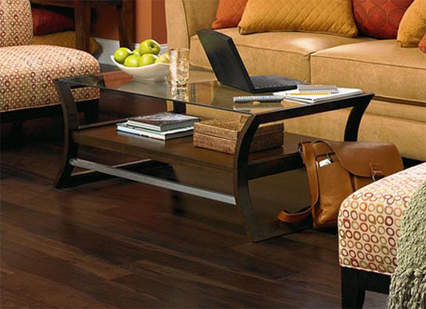 Hardwood flooring from Kelly's Carpet Omaha in Omaha, NE