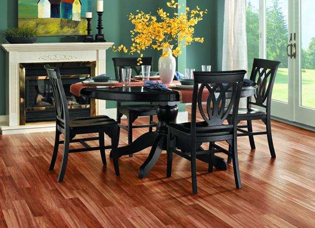 Luxury vinyl floors from Kelly's Carpet Omaha in Omaha, NE