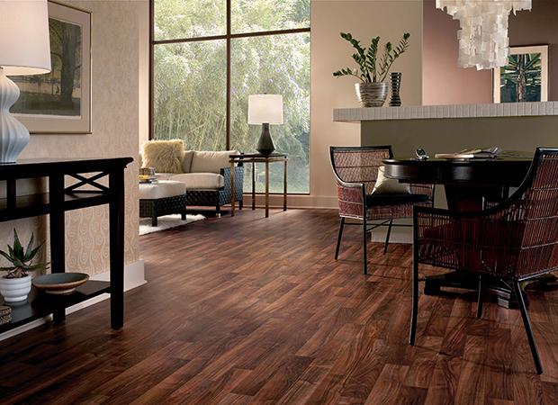 Waterproof flooring from Kelly's Carpet Omaha in Omaha, NE