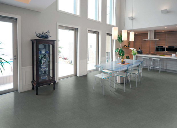 Luxury vinyl flooring from Kelly's Carpet Omaha in Omaha, NE