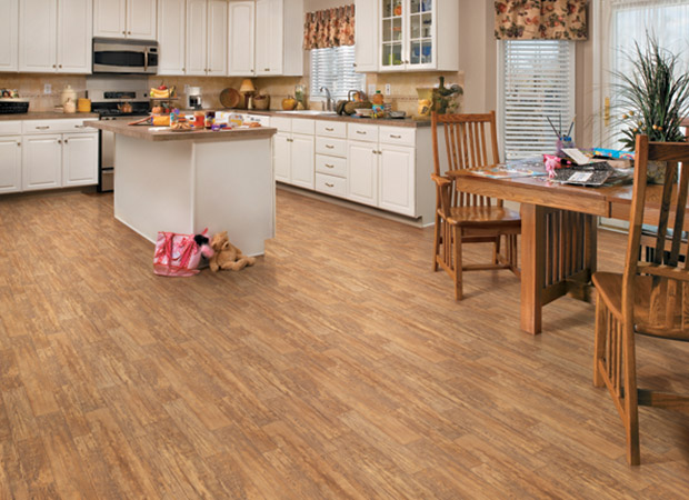 Luxury vinyl flooring in Omaha, NE from Kelly's Carpet Omaha