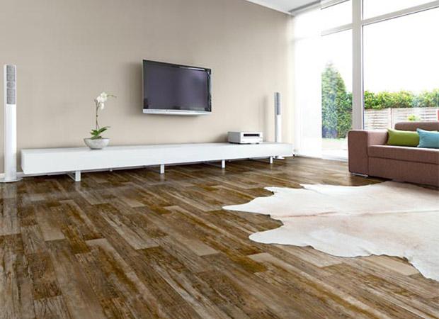 Luxury vinyl plank flooring in Omaha, NE from Kelly's Carpet Omaha