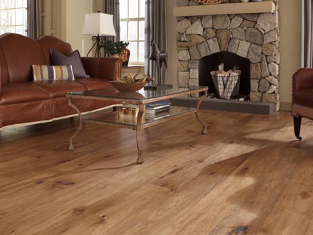 Hardwood flooring in Omaha, NE from Kelly's Carpet Omaha