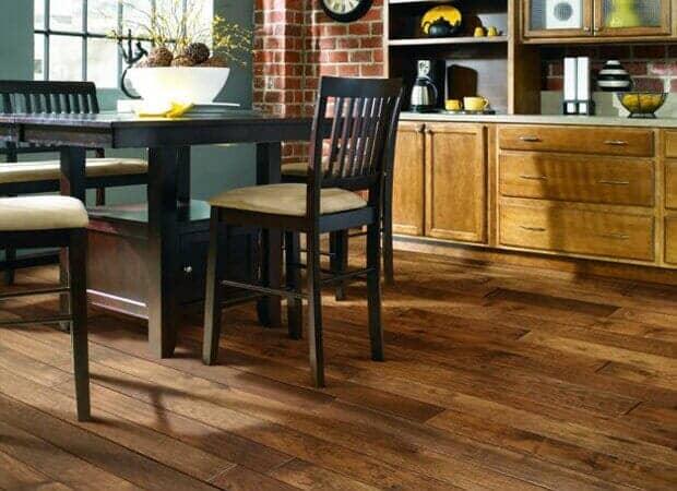 Hardwood flooring in  from DeSitter Flooring