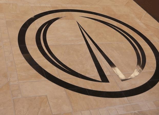 Marble floor installation in Western Springs IL by Desitter Flooring