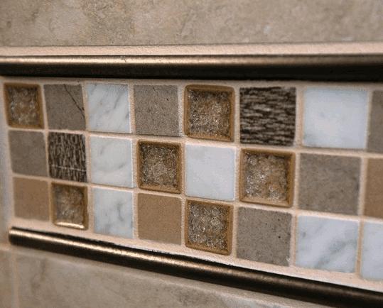 Backsplash installation in Lombard IL by Desitter Flooring