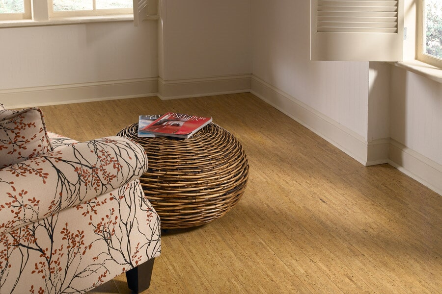 Cork flooring in Middletown NJ from Carpets & More