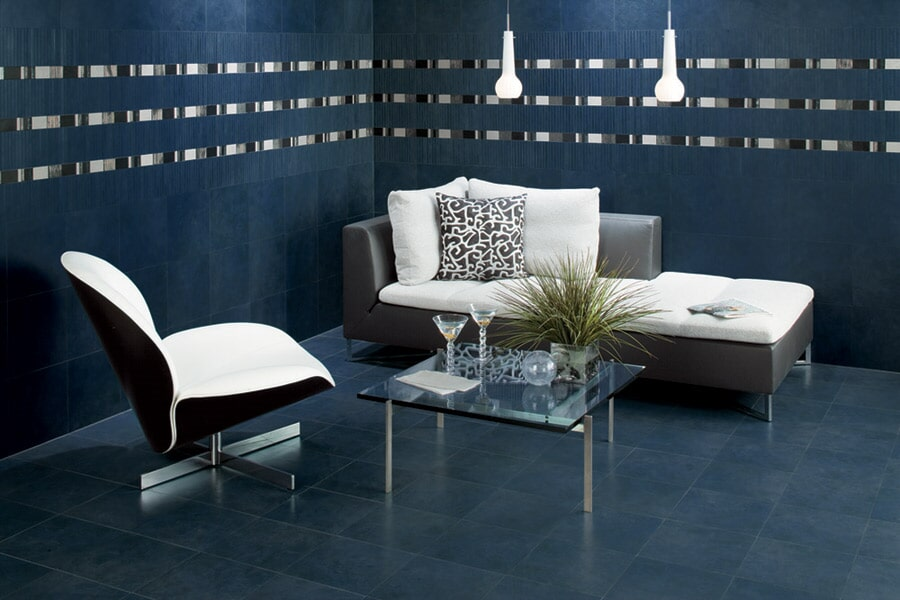 Modern natural stone flooring in Carlsbad CA from Action Carpet & Floor Decor