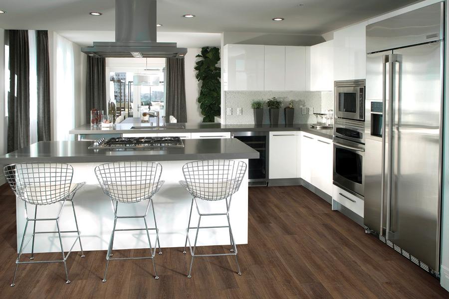 Vinyl Kitchen Floors from A E Howard Flooring near Drummond OK