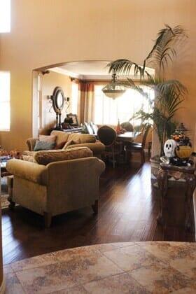 Living room ideas in Scripps Ranch CA from Metro Flooring