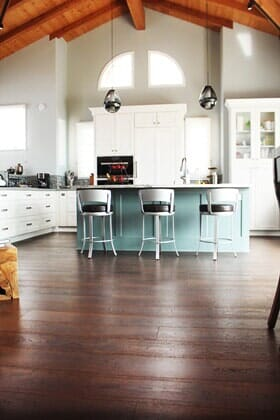 Custom sea side style home remodel near Scripps Ranch CA from Metro Flooring