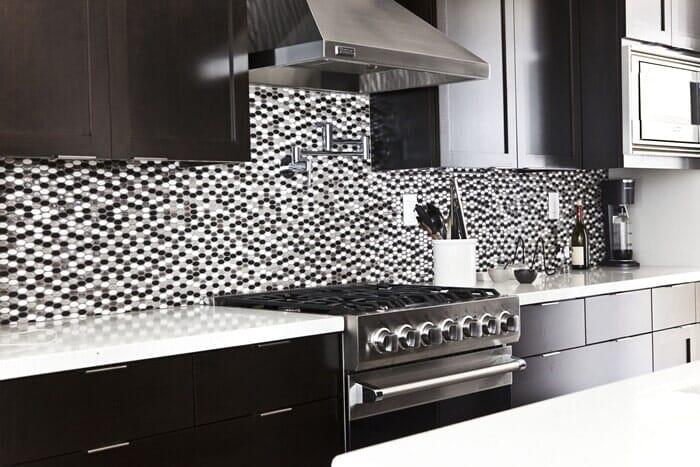 Modern home makeover near San Diego CA by Metro Flooring
