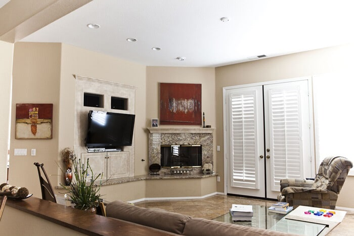 Home makeover near San Diego CA by Metro Flooring