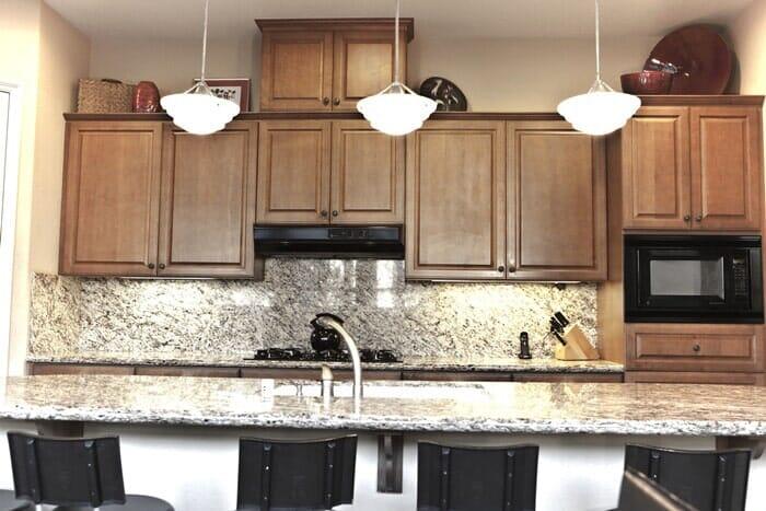 Kitchen remodeling near La Jolla CA by Metro Flooring