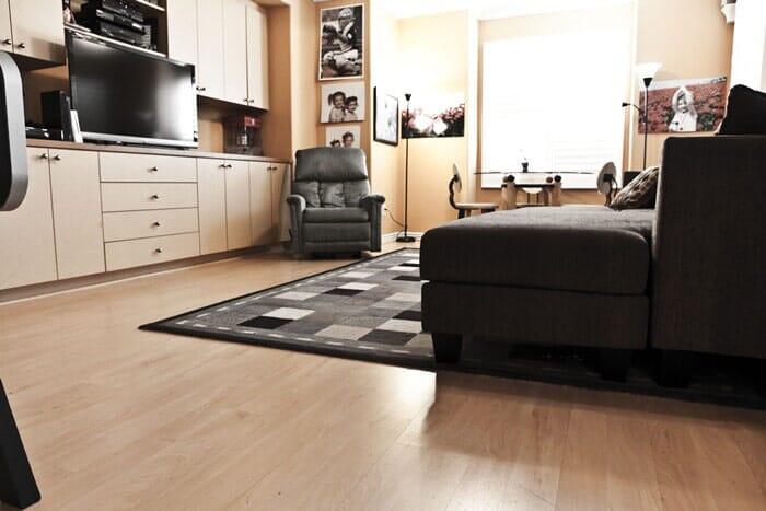 Hardwood floor installation near Santa Luz CA by Metro Flooring
