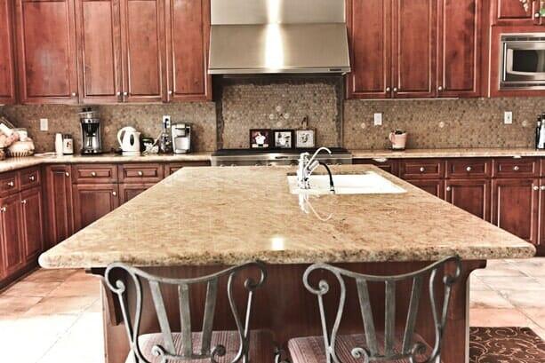 Custom kitchen makeover near Santa Luz CA by Metro Flooring
