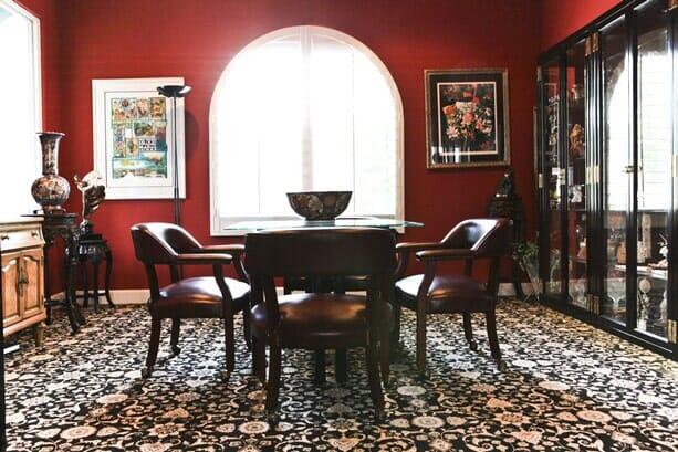 Luxury home makeover near Rancho Penasquitos CA by Metro Flooring